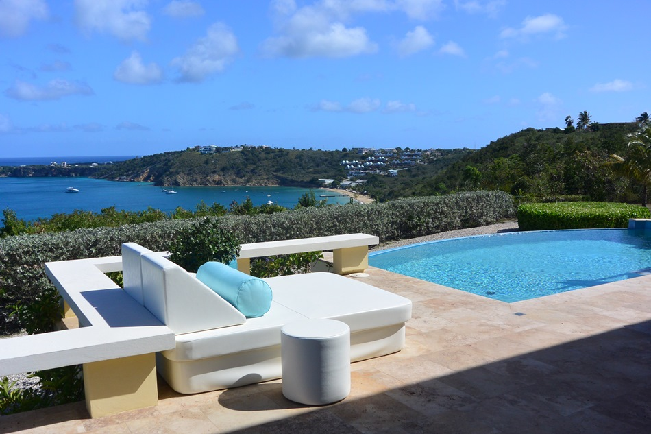 beach view vacation villa rentals anguilla